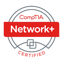 CompTIA Network+ certification for Keith Josephson