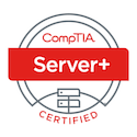 CompTIA Server+ certification for Keith Josephson
